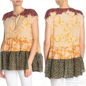 Free People Gotta Have You Tunic Top (B8)